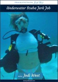 Underwater Scuba Jerk Job Porn Video