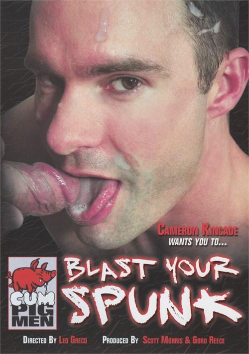 Blast Your Spunk Boxcover