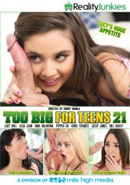 Too Big For Teens 21 Porn Video