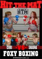 Cori vs Shauna Ryanne Boxing Porn Video