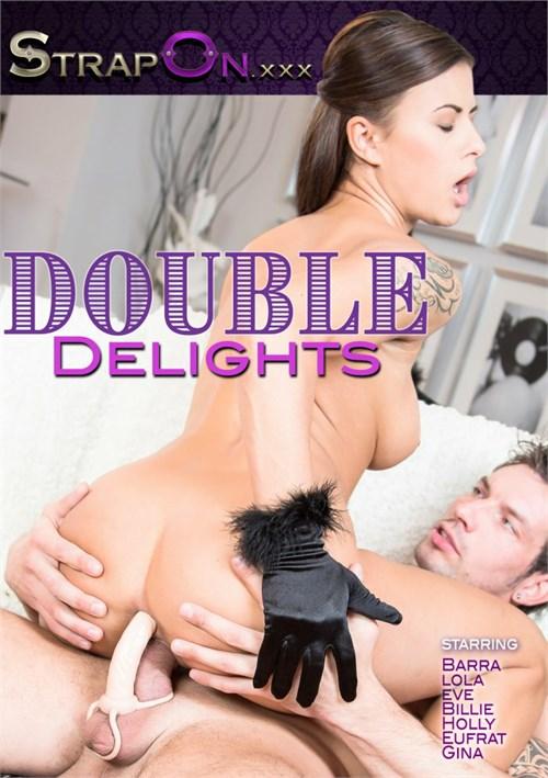 Delight strapon double
