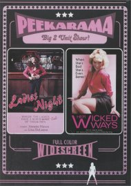 Peekarama: Ladies Night/ Wicked Ways image