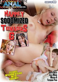 Happily Sodomized Teenagers 6 Porn Video