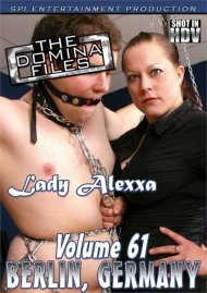 Domina Files 61, The Porn Video