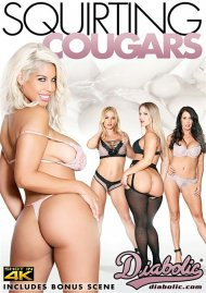 Squirting Cougars porn video from Viv Thomas - Diabolic Video.