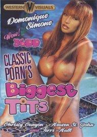Classic Porn's Biggest Tits Porn Video