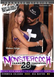 Monstercock Trans Takeover 28 Porn Video