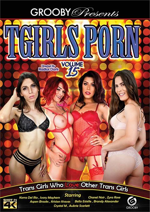 T-Girls Porn Vol. 15 2019 Grooby Korra del Rio