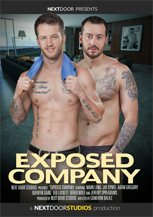 Exposed Company Cover Front