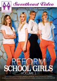 Reform School Girls Vol. 3