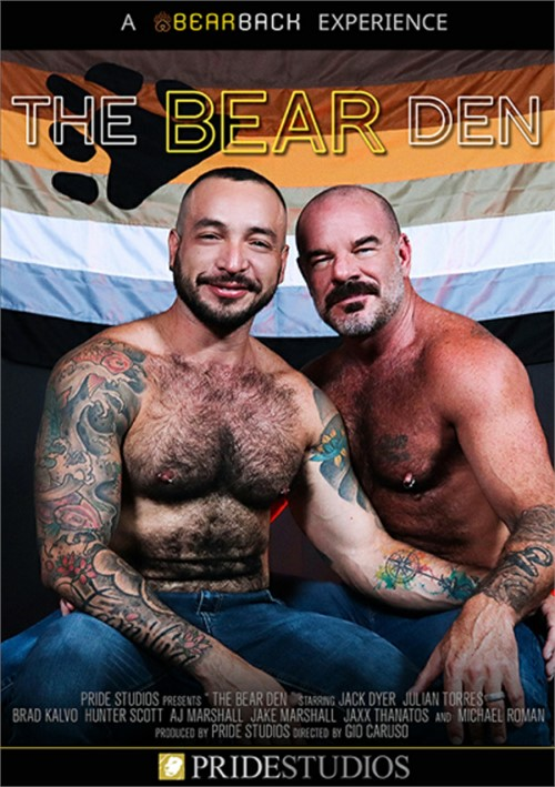 The Bear Den Cover Front