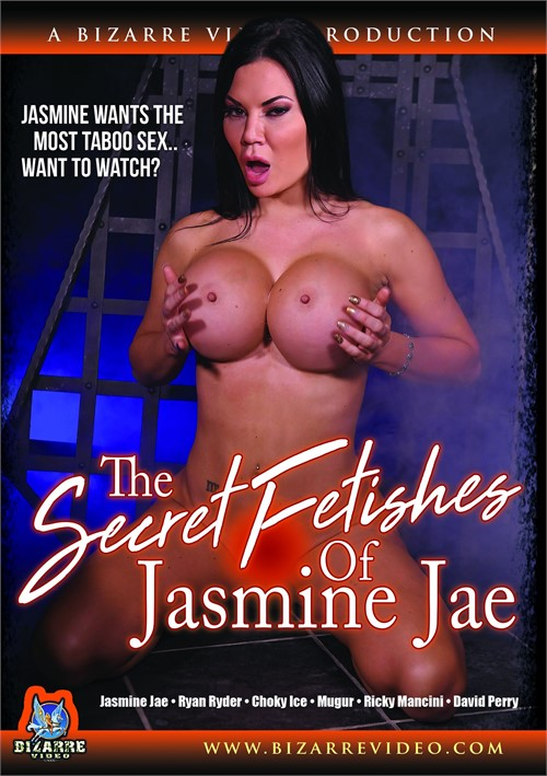 The Secret Fetishes of Jasmine Jae