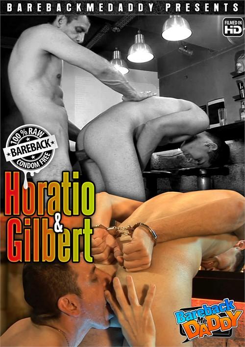 Horatio & Gilbert Boxcover