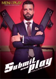 Submit and Play Vol. 3 gay porn DVD from Men at Play