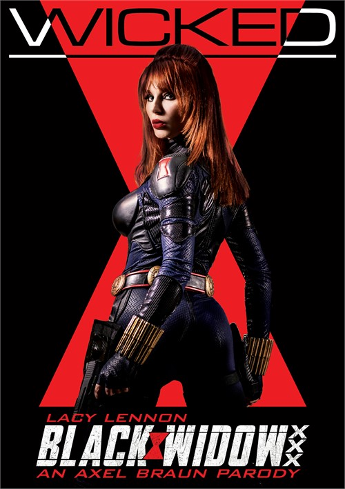Black Widow XXX: An Axel Braun Parody