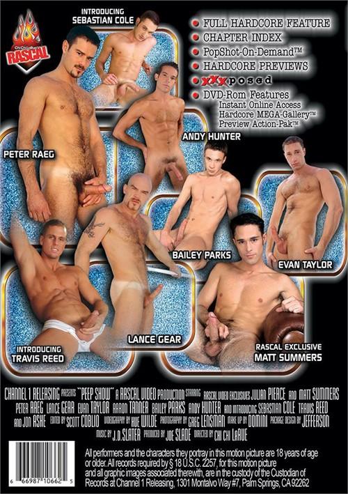 Peep porno show
