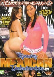 Young Mexican Debutantes #2 Porn Video