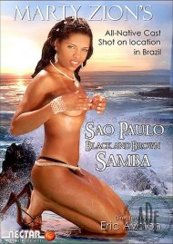 Sao Paulo: Black and Brown Samba Porn Video