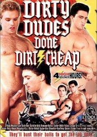 Dirty Dudes Done Dirt Cheap Gay Porn Movie