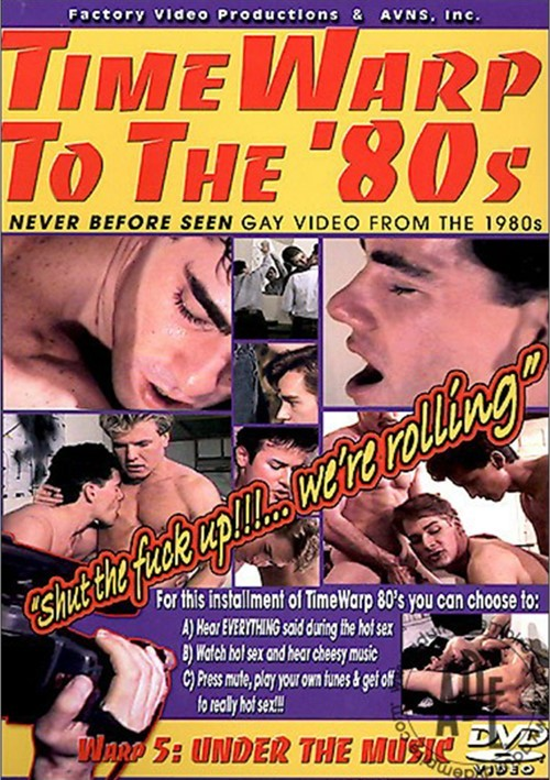 Time Warp To The 80s #5: Under The Music