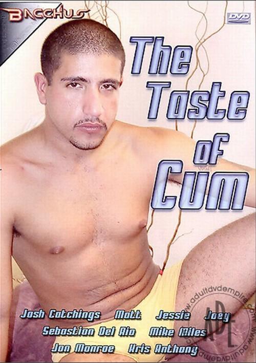 Taste of Cum, The Boxcover