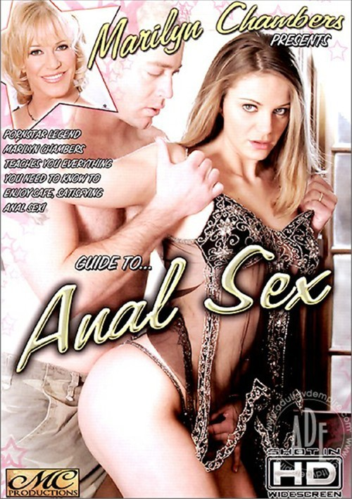 Marilyn chambers anal sex instruction
