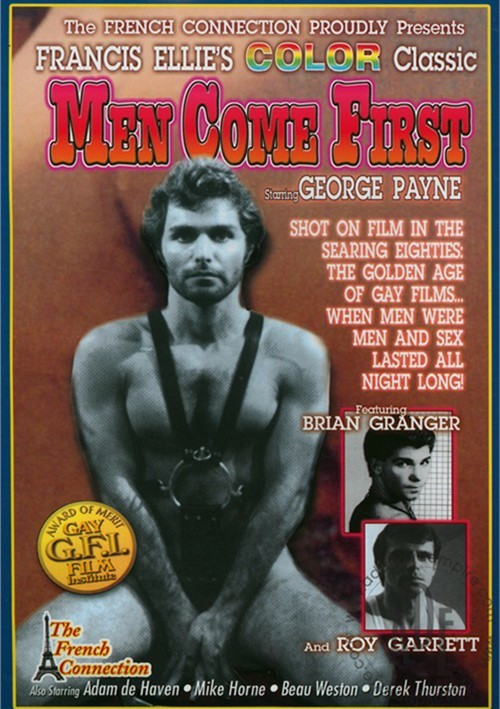 Men Come First Boxcover