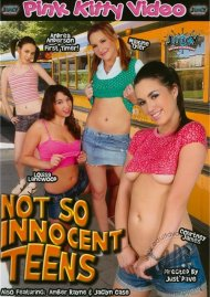 Not So Innocent Teens Porn Video