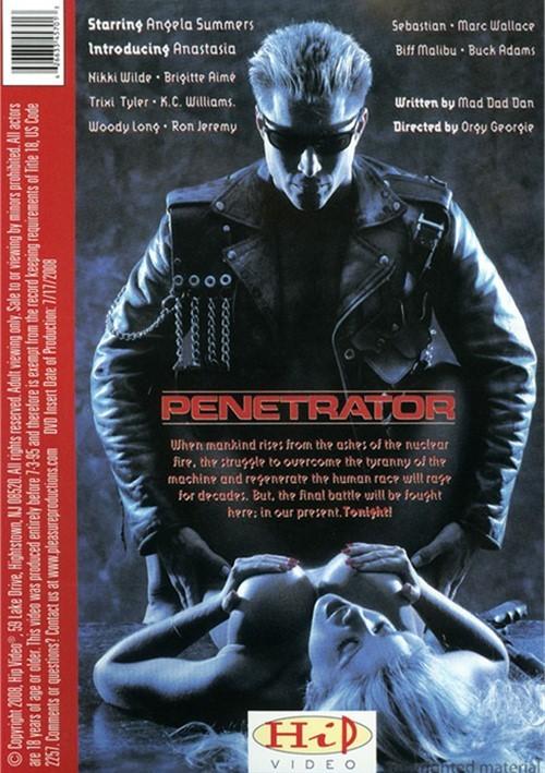 Порно терминатор 2 пенетратор 2 penetrator