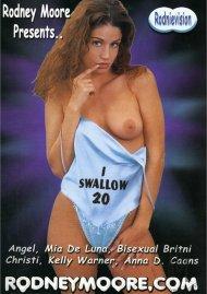 I Swallow 20 Porn Video