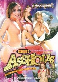Assholes #5 Porn Video