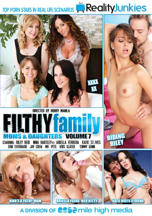 Filthy Family Vol. 7: Moms & Daughters