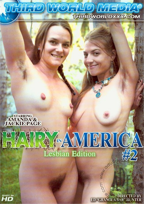 Hairy In America #2: Lesbian Edition