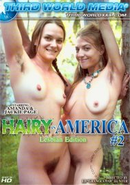 Hairy In America #2: Lesbian Edition Porn Video