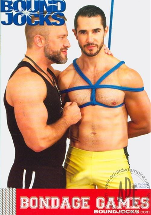 Gay jock bondage