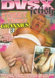 Furry & Frisky Grannies 3 Porn Video