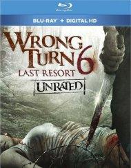 Wrong Turn 6: Last Resort (Blu-ray + UltraViolet) Blu-ray Movie