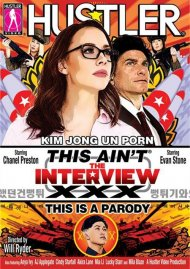 This Ain't The Interview XXX: This Is A Parody image