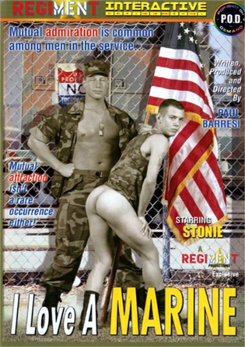 I Love a Marine Boxcover