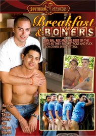 Breakfast & Boners Punished gay porn DVD from Southern Strokes.