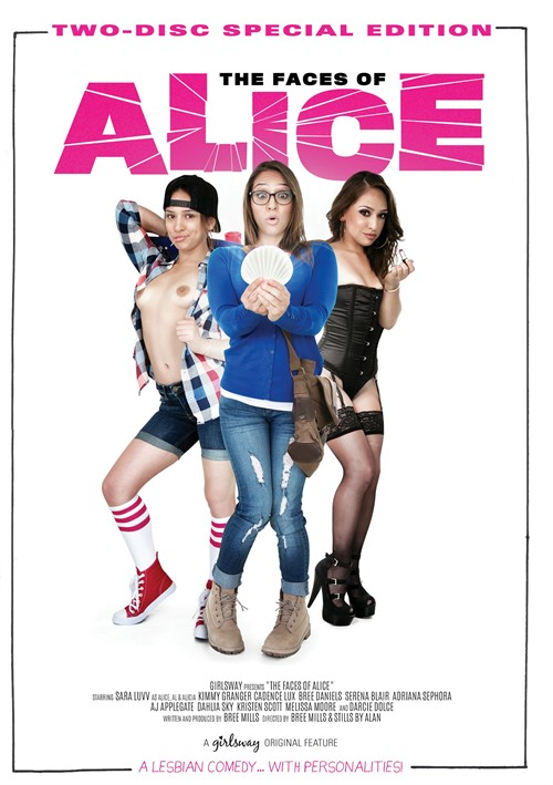 Faces Of Alice, The Boxcover