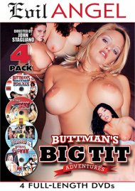 Buttman's Big Tit Adventures 4-Pack