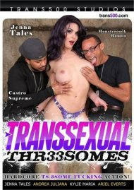 Transsexual Threesomes Porn Video