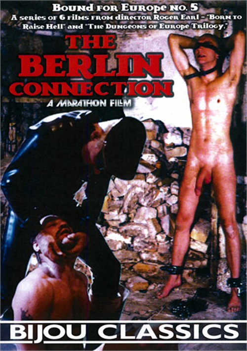 Berlin Connection, The Boxcover