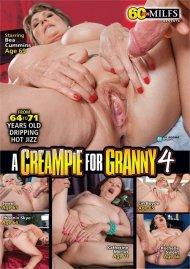 Creampie For Granny 4, A