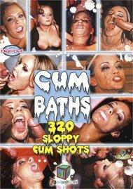 Cum Baths - 320 Sloppy Cum Shots Porn Video