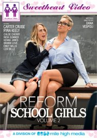 Reform School Girls Vol. 2