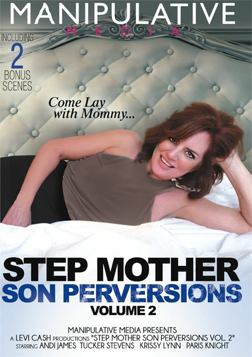 Andi James stars in Step Mother Son Perversions Vol. 2 DVD porn movie.