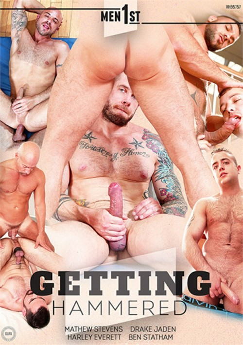 Getting Hammered Cover Front