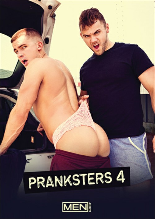 Pranksters 4 Cover Front